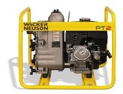 Wacker Trash Pump